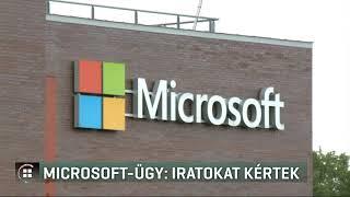 Microsoft-ügy: szerződéseket kért be az ügyészség 19-08-22