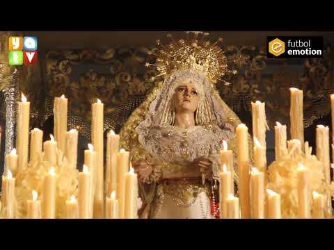 Carrera Oficial María Santísima de las Lágrimas Semana Santa Algeciras 2019 Lunes Santo