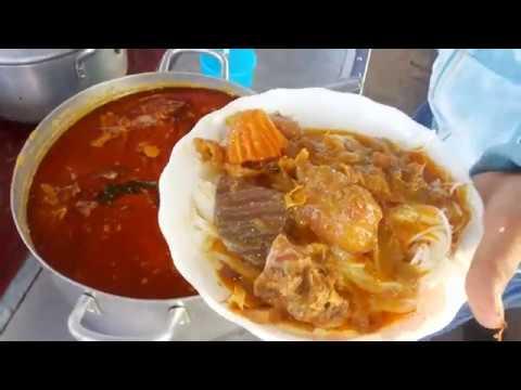 Cambodian Street Food - Amazing Street Skills - Must-Watch Food Videos