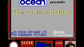 The Untouchables gameplay (PC Game, 1989)