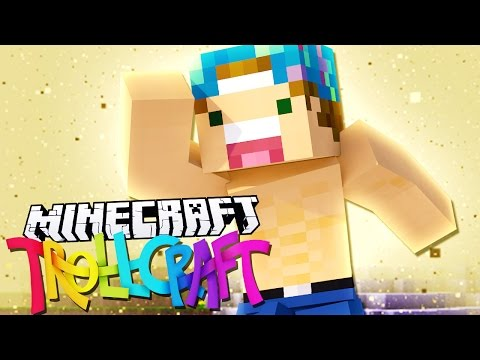 STUCK IN A DESERT DIMENSION!? | Minecraft: TrollCraft