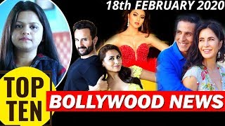 Top 10 Bollywood News | 18th Feb 2020 | Sooryavanshi Trailer, SOTY 3, Mr. India 2