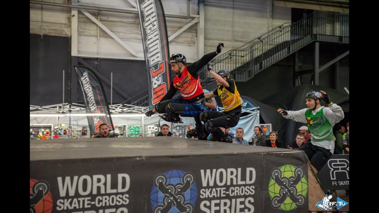 Caen BMX indoor 2020 WSX Séries