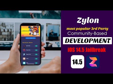 Zylon iOS 14.5 / iOS 14.5.1 Jailbreak App Store