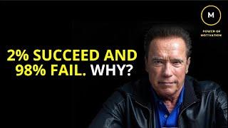 """Arnold Schwarzenegger"" leaves the audience speechless (one of the best motivational speeches ever)"