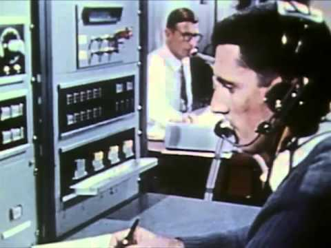NASA Project Mercury - Space Project Mercury - Aurora 7 (1962) - CharlieDeanArchives