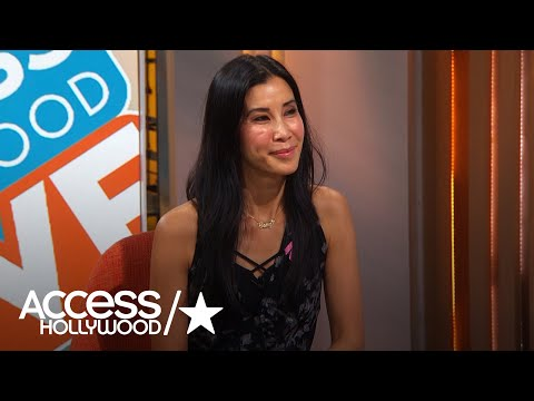 'This Is Life With Lisa Ling': Lisa Ling On Stripping Down In Her Show   Access Hollywood