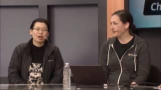 Visual Studio futures: Amanda Silver and Deborah Chen