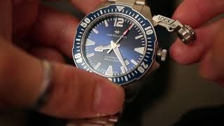 Hamilton Khaki Navy Frogman Review - Best diver watch under $500?
