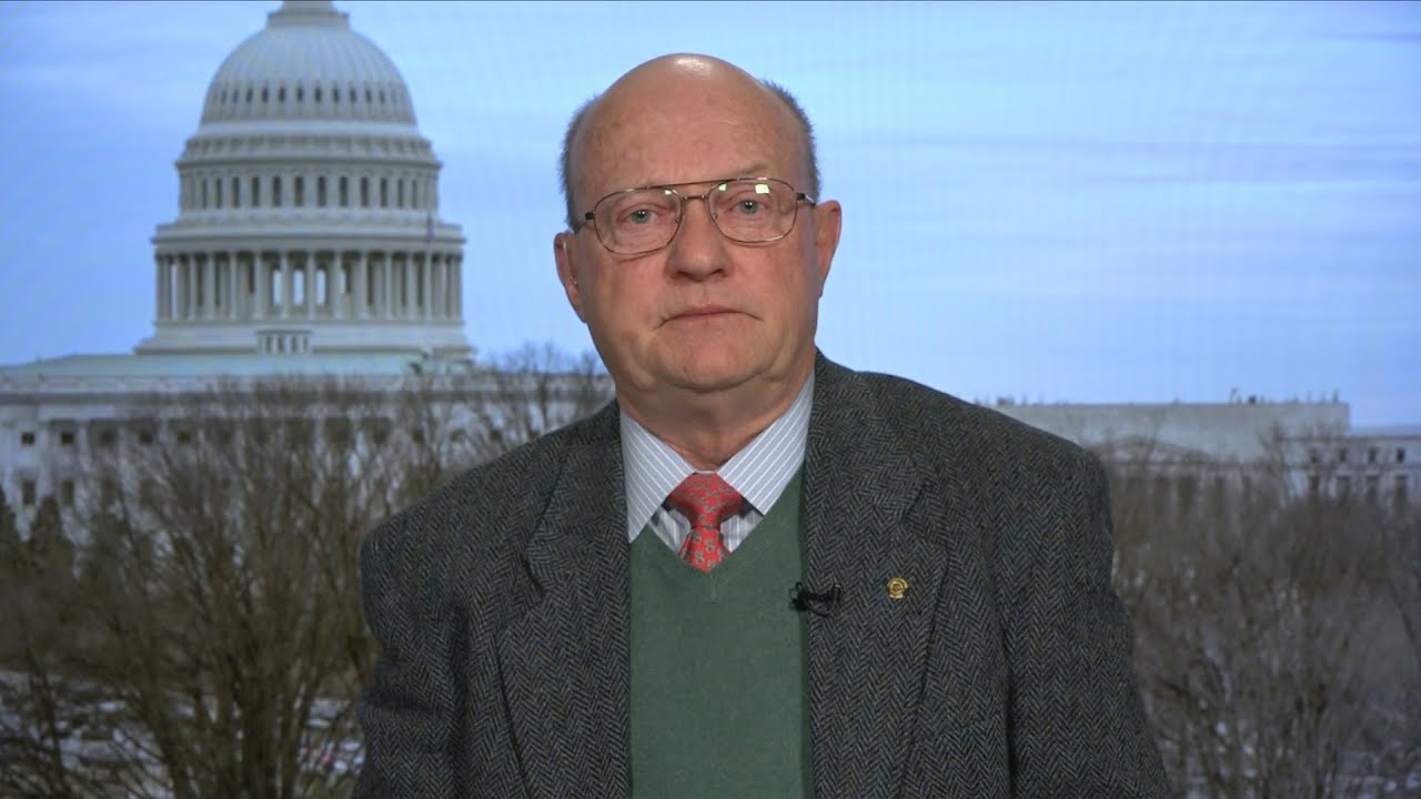 Lawrence Wilkerson: I Helped Sell the False Choice of War with Iraq