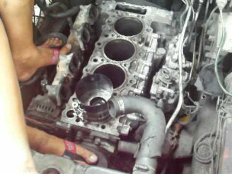 1996 Isuzu Trooper Engine Diagram 4hf1 Engine Failed Overhaul Youtube