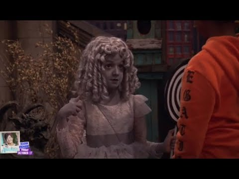 Raven's Home - The Baxtercism of Levy Grayson - Levi Hallowen Costume - CLIP