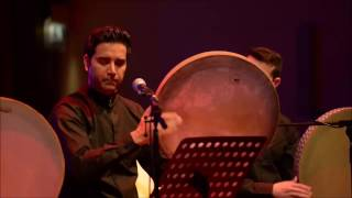 Sami Yusuf - Jaaneh Jaanaan | Kurdish drums only | 2015 concert