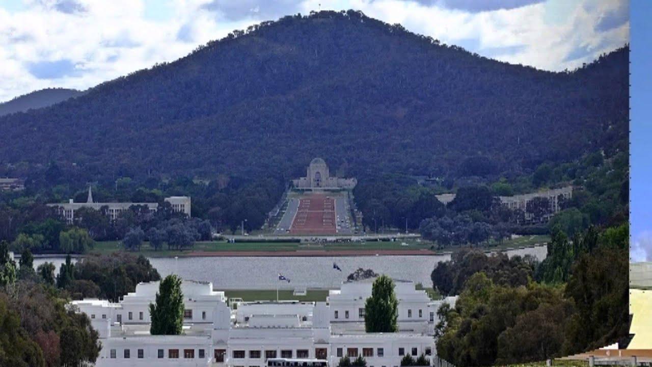 Hauptstadt Australien