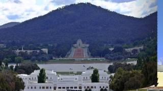 Canberra - Hauptstadt Australien