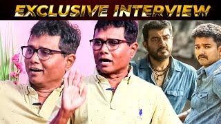 """ Why I Said no to big Heroes After Pichaikkaran"" Director Sasi Opens Up Sivappu Manjal Pachai"