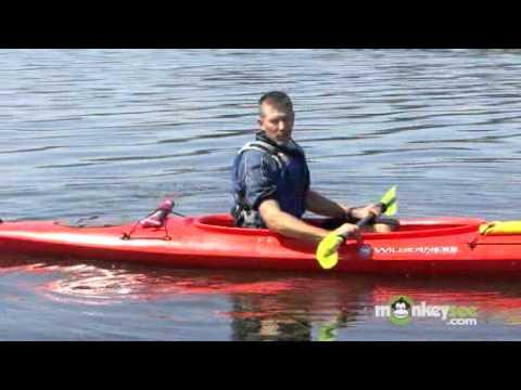 Kayaking Kayak How To Paddle