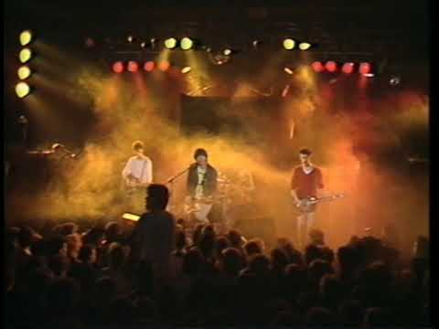 The Chameleons - Second Skin (Camden Palace 1985)