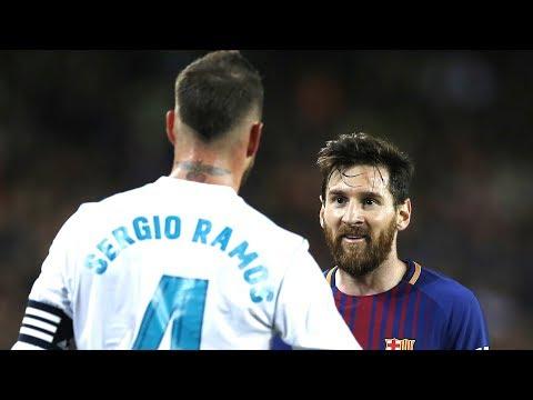 Warum Messi Sergio