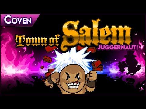 Town of Salem (Juggernaut Game!) | I'M THE JUGGERNAUT, B*TCH! (Coven All Any)