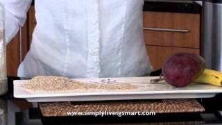 Food Storage Grains: 9 Grain Cereal