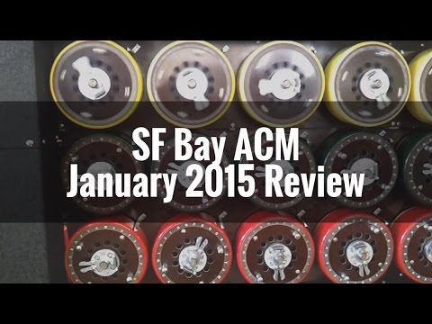 SF Bay ACM January 2015 Review