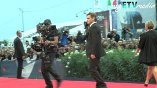 Joaquin Phoenix on the Red Carpet at The Master Premiere (69th Venice International Film Festival)