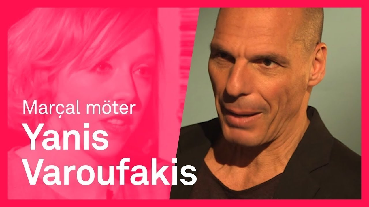 Yanis Varoufakis blows the lid on Europe's hidden agenda