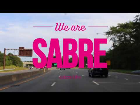 Sabre Homepage Video