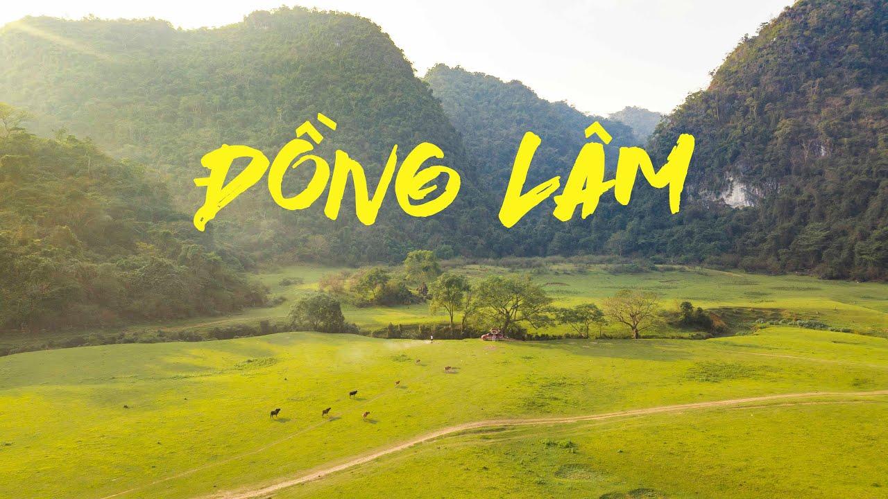 Nơi cắm trại đẹp như Mông Cổ tại Lạng Sơn Việt Nam - Thảo nguyên Đồng Lâm Hữu Liên Hữu Lũng