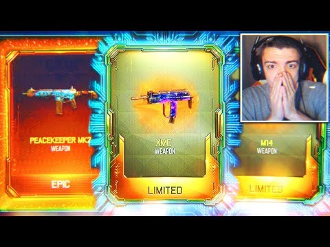 25 DLC WEAPONS... THE BEST BLACK OPS 3 SUPPLY DROP OPENING! (New DLC Weapons Update)
