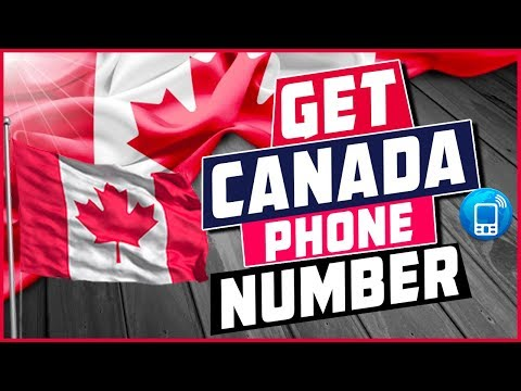 How To Get A Canada Virtual Phone Number
