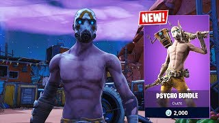 🔴NEW FORTNITE PSYCHO BUNDLE GIFTING TO SUBS (CUSTOM MATCHES) #USECODERYBEES 🔴