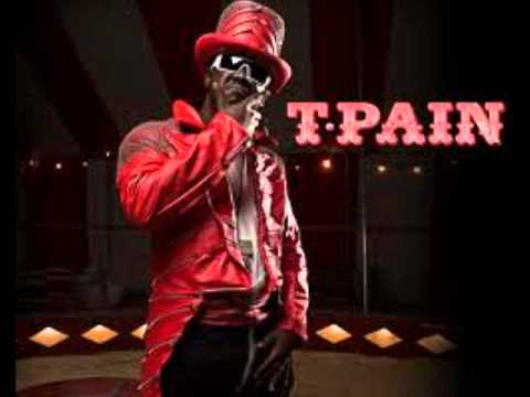 T-pain apple bottom jeans - YouTube
