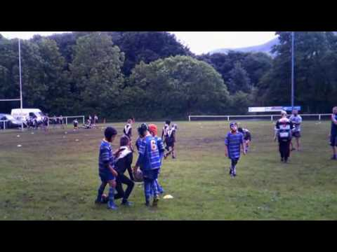 The Knight Brothers!! Saddleworth Rangers rugby league club under 8s