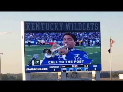 09/03/2016 Call to the Post at Commonwealth Stadium