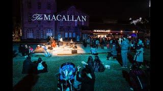 爵士風樂團 爵士歌手Amanda 麥卡倫莊園攝影展品牌演唱