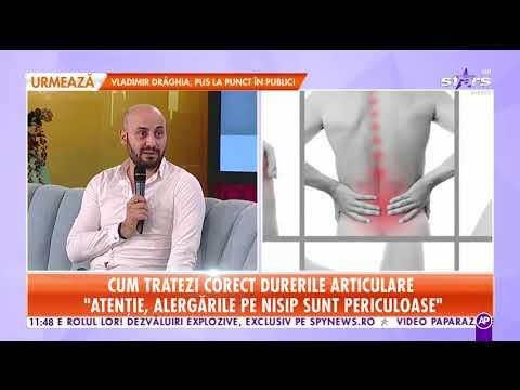tratamentul durerilor de spate ale articulațiilor și mușchilor Dureri la șold după naștere