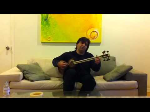 Tar Excersise / Persian Classical Music