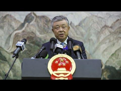 China: U.K. Making Irresponsible Remarks on H.K. Affairs