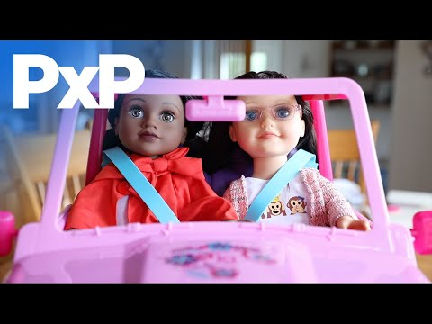 Share big adventures with the Journey Girls dolls! | A Toy Insider Play by Play