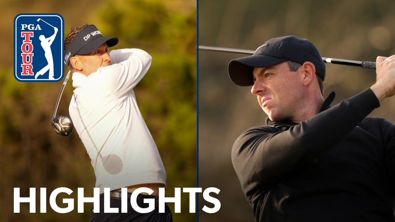 Highlights | Ian Poulter vs. Rory McIlroy | WGC-Dell Match Play | 2021
