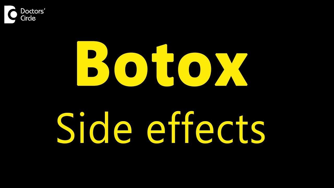 botulinum toxin és látás