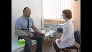 Сюжет о магнитотерапии с помощью аппарата