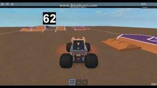 Roblox Monster Jam Freestyle Event Commentary #5 (Planet CEC)