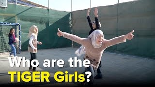 TIGER girls: Transforming young lives in Jordan