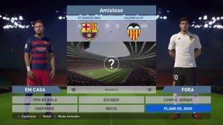 pes16 melhor formação para  Barcelona