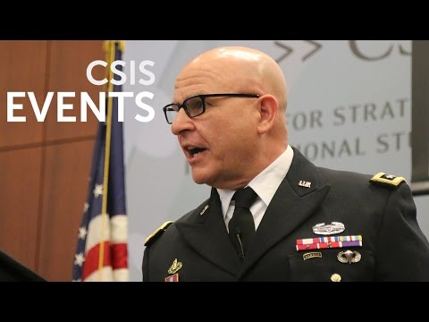 Harbingers of Future War: Implications for the Army with Lieutenant General H.R. McMaster