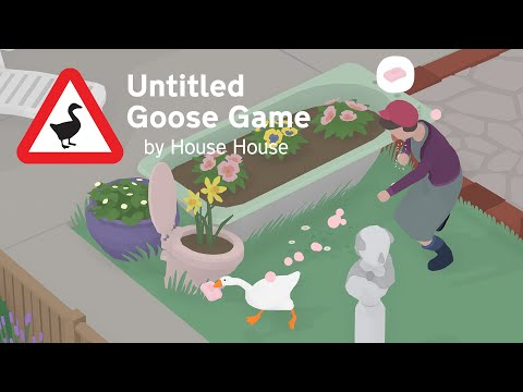 Untitled Goose Game - Release Date Announcement - Out now!