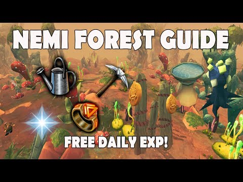 Repeat DAILY GOEBIE AND NEMI FOREST REP RUNS - Runescape by